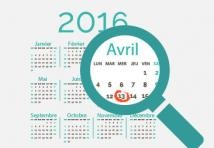 Impots 2016 Les Dates De Depot Des Declarations
